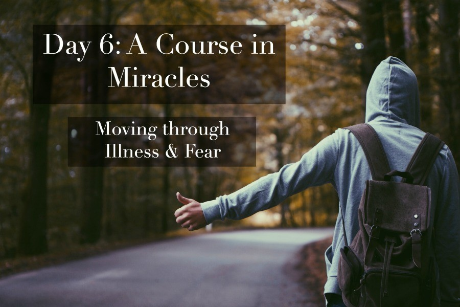 fear and a course in miracles