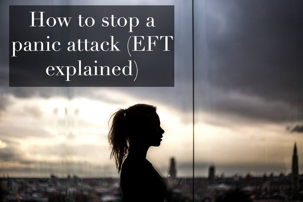 how to stop a panic attack eft