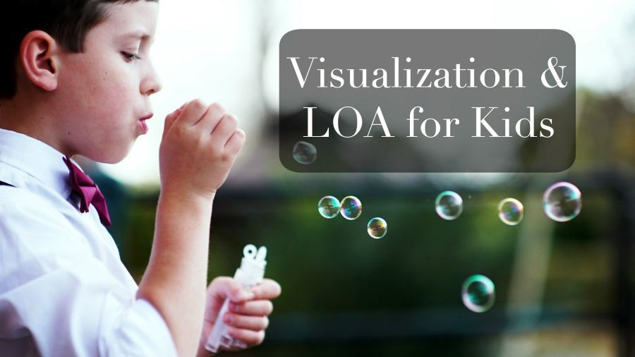visualization and loa for kids