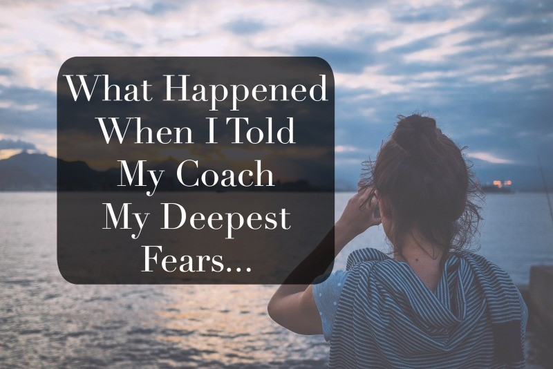 life and business coach fears